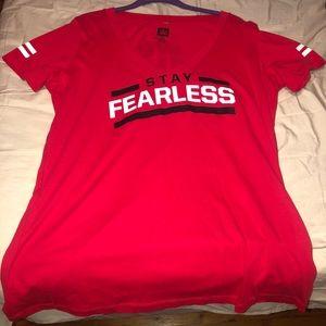 Nikki Bella stay fearless shirt